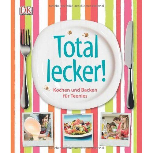 - Total lecker! Kochen und Backen für Teenies - Preis vom 08.05.2021 04:52:27 h