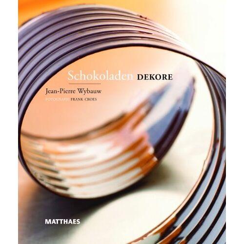 Jean-Pierre Wybauw - Schokoladendekore - Preis vom 06.09.2020 04:54:28 h