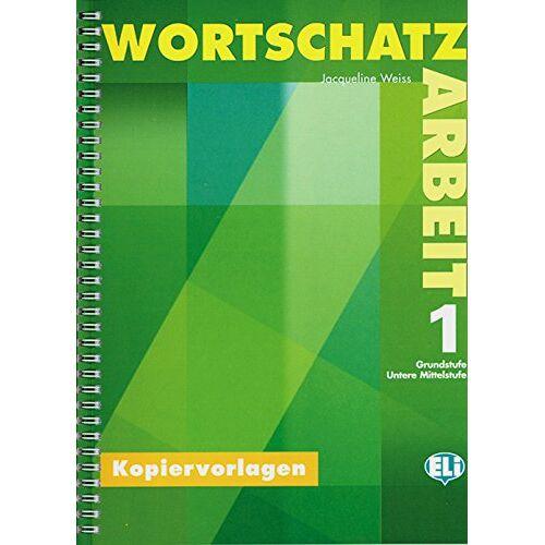 Jacqueline Weiss - Wortschatzarbeit 1: Kopiervorlagen. Kopiervorlagen - Preis vom 08.05.2021 04:52:27 h