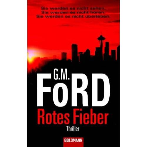 G.M. Ford - Rotes Fieber. - Preis vom 16.04.2021 04:54:32 h