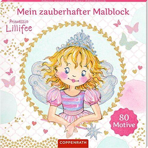 - Prinzessin Lillifee: Mein zauberhafter Malblock - Preis vom 23.01.2020 06:02:57 h