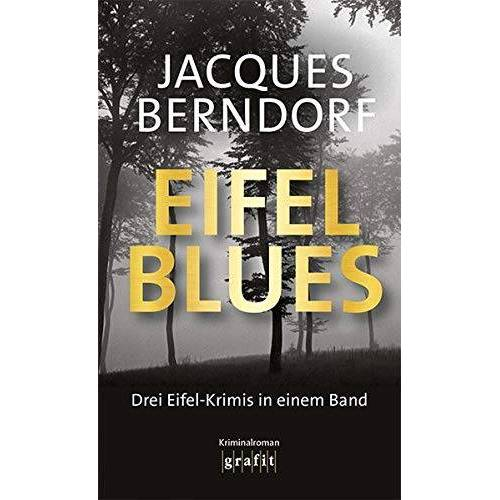 Jacques Berndorf - Eifel-Blues - Preis vom 26.10.2020 05:55:47 h
