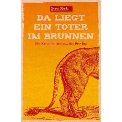 Sven Görtz - Da liegt ein toter im Brunnen - Preis vom 20.10.2020 04:55:35 h