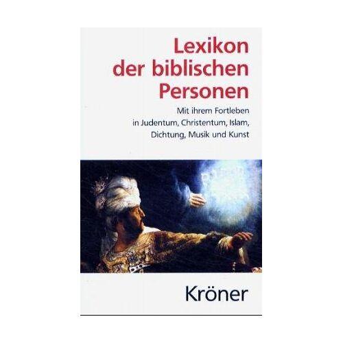 Martin Bocian - Lexikon der biblischen Personen - Preis vom 06.05.2021 04:54:26 h