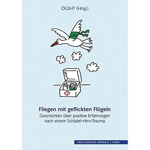 ÖGSHT - Fliegen mit geflickten Flügeln: Geschichten über positive Erfahrungen nach einem Schädel-Hirn-Trauma - Preis vom 14.04.2021 04:53:30 h