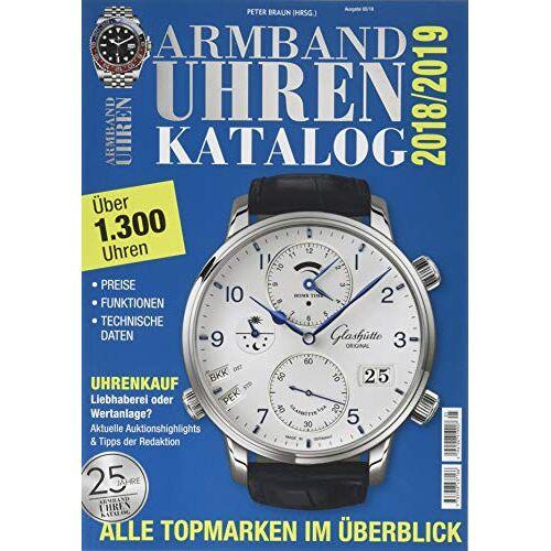 Braun Armbanduhren Katalog 2018 - Preis vom 05.05.2021 04:54:13 h