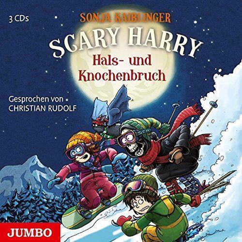Sonja Kaiblinger - Scary Harry. Hals- und Knochenbruch - Preis vom 12.04.2021 04:50:28 h