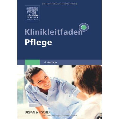 Walter Maletzki - Klinikleitfaden Pflege: Mit www.pflegeheute.de-Zugang - Preis vom 24.05.2020 05:02:09 h