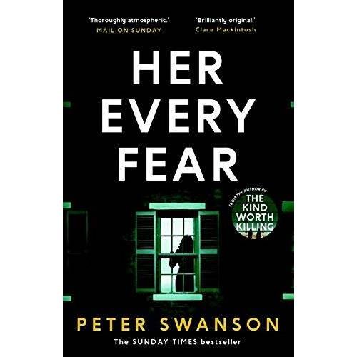 Peter Swanson - Her Every Fear - Preis vom 06.05.2021 04:54:26 h