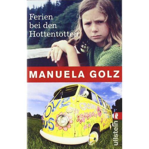 Manuela Golz - Ferien bei den Hottentotten - Preis vom 15.01.2021 06:07:28 h