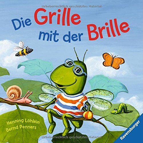 Bernd Penners - Die Grille mit der Brille - Preis vom 20.10.2020 04:55:35 h