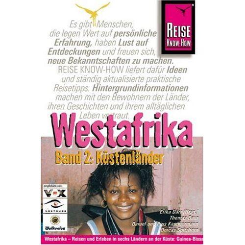 Erika Därr - Westafrika. Band 2: Küstenländer. - Preis vom 13.04.2021 04:49:48 h
