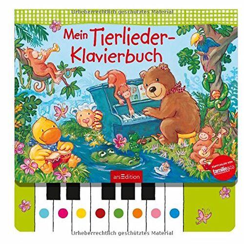 - Mein Tierlieder-Klavierbuch - Preis vom 03.05.2021 04:57:00 h