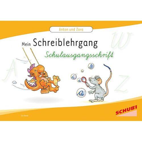 Eberle, Eva M - Schreiblehrgang Schulausgangsschrift - Preis vom 21.04.2021 04:48:01 h
