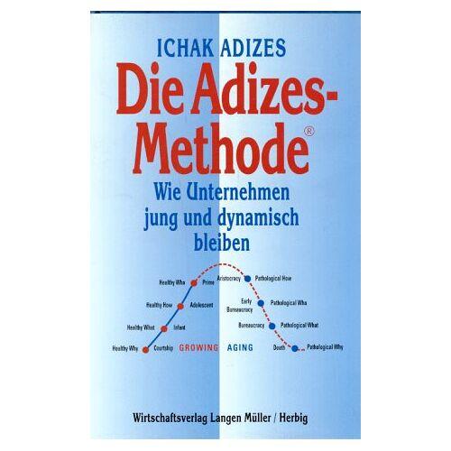 Ichak Adizes - Die Adizes-Methode: Wie Unternehmen jung und dynamisch bleiben - Preis vom 19.10.2020 04:51:53 h