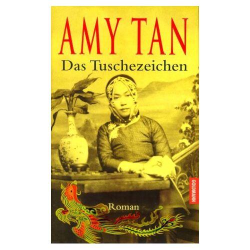 Amy Tan - Das Tuschezeichen - Preis vom 09.04.2021 04:50:04 h