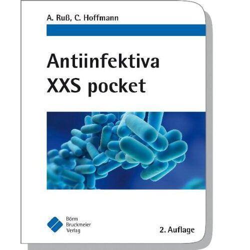 Andreas Ruß - Antiinfektiva XXS pocket - Preis vom 25.10.2020 05:48:23 h