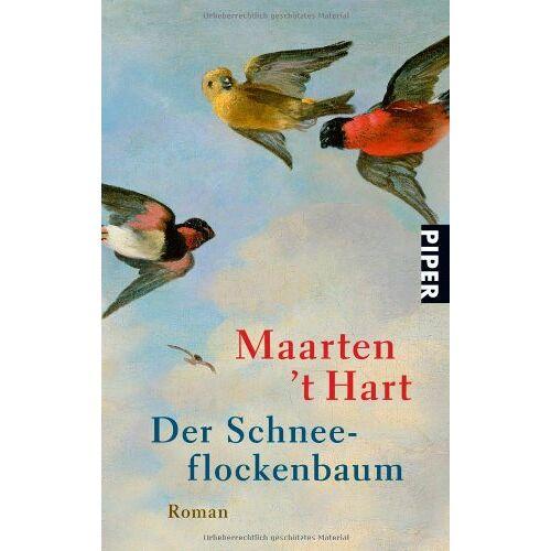 Hart Der Schneeflockenbaum: Roman - Preis vom 05.03.2021 05:56:49 h