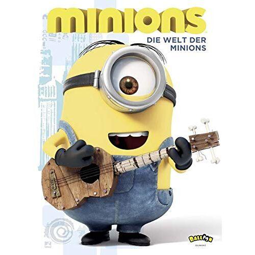Universal - Minions - Die Welt der Minions - Preis vom 27.02.2021 06:04:24 h