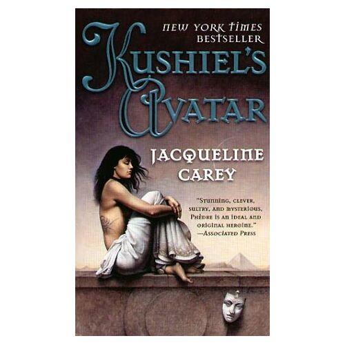 Jacqueline Carey - Kushiel's Avatar (Kushiel's Legacy) - Preis vom 18.04.2021 04:52:10 h