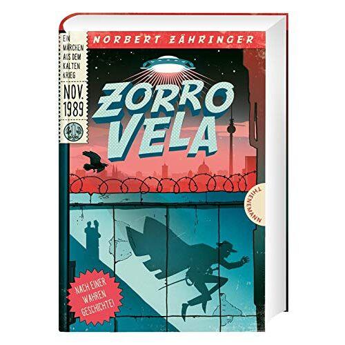 Norbert Zähringer - Zorro Vela - Preis vom 05.09.2020 04:49:05 h