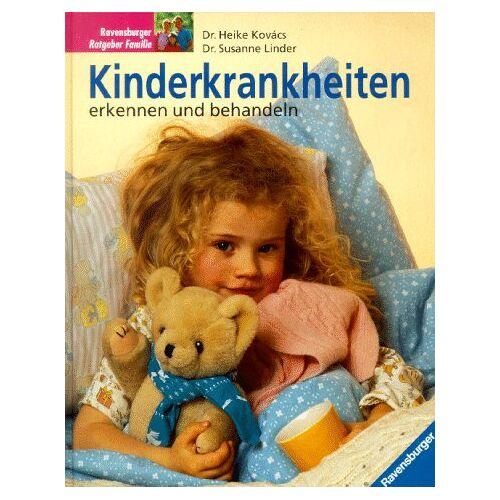 Heike Kovács - Kinderkrankheiten erkennen und behandeln - Preis vom 12.05.2021 04:50:50 h