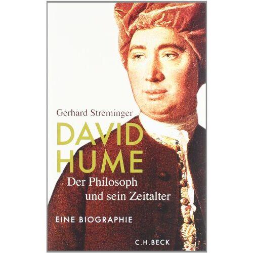 Gerhard Streminger - David Hume: Der Philosoph und sein Zeitalter - Preis vom 14.04.2021 04:53:30 h