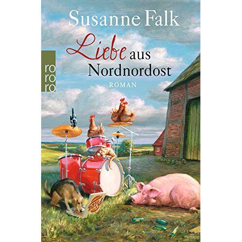Susanne Falk - Liebe aus Nordnordost - Preis vom 18.04.2021 04:52:10 h