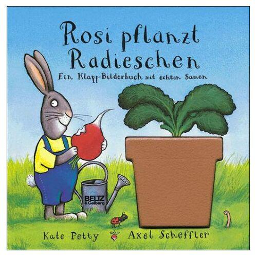 Axel Scheffler - Rosi pflanzt Radieschen - Preis vom 21.01.2021 06:07:38 h