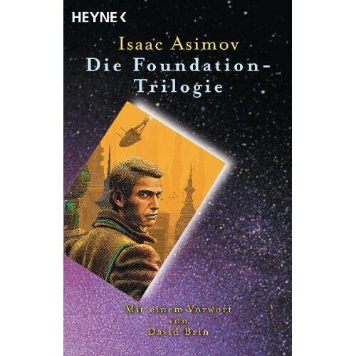 Isaac Asimov - Die Foundation-Trilogie: Foundation / Foundation und Imperium / Zweite Foundation - Preis vom 30.05.2020 05:03:23 h