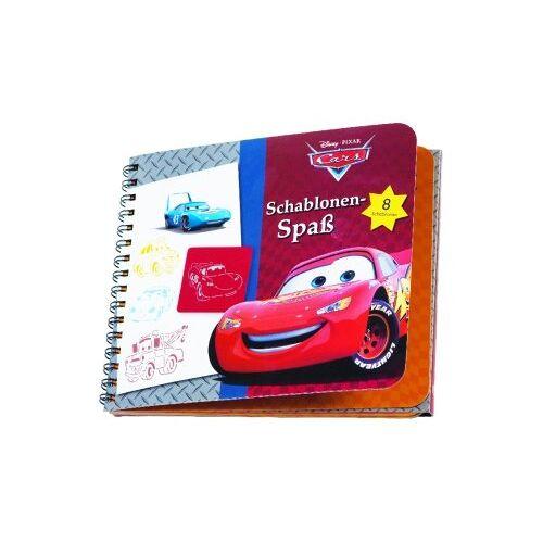 - Disney Cars Schablonenbuch - Preis vom 27.02.2021 06:04:24 h