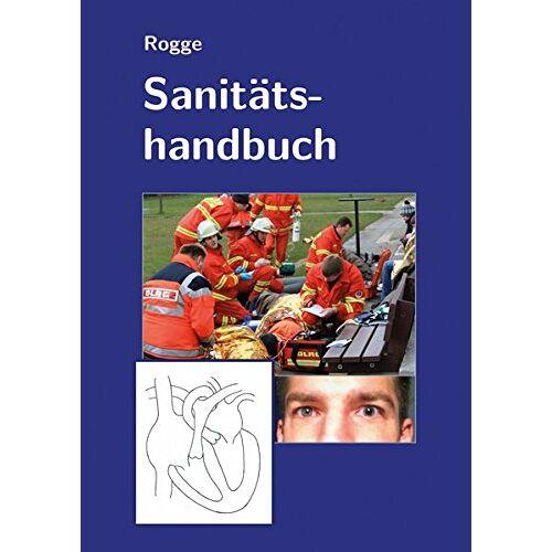 Phillip Rogge - Sanitätshandbuch - Preis vom 20.10.2020 04:55:35 h