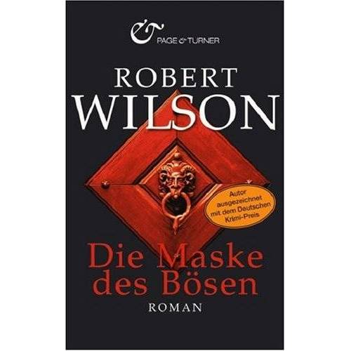 Robert Wilson - Die Maske des Bösen - Preis vom 05.09.2020 04:49:05 h