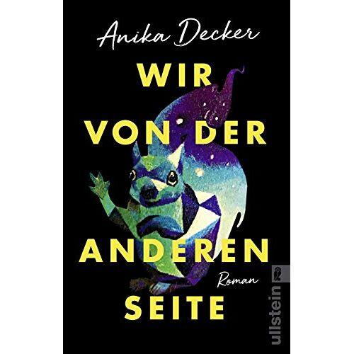 Anika Decker - Wir von der anderen Seite: Roman - Preis vom 03.03.2021 05:50:10 h