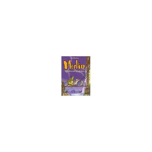 Joann Sfar - Merlin, Bd.1, Schinken und Schnittchen - Preis vom 17.04.2021 04:51:59 h