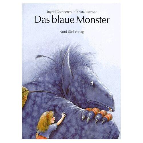 Ingrid Ostheeren - Das blaue Monster - Preis vom 20.10.2020 04:55:35 h