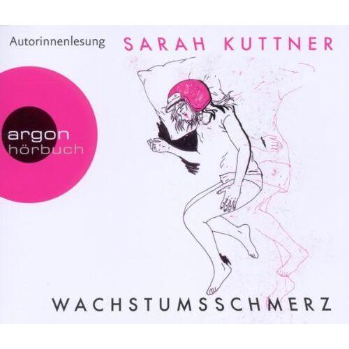 Sarah Kuttner - Wachstumsschmerz - Preis vom 17.04.2021 04:51:59 h