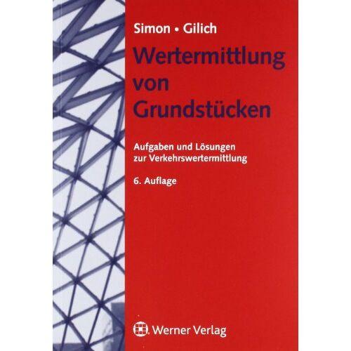 Jürgen Simon - Wertermittlung von Grundstücken - Preis vom 12.04.2021 04:50:28 h