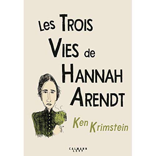- Les trois vies de Hannah Arendt : A la recherche de la vérité - Preis vom 14.05.2021 04:51:20 h