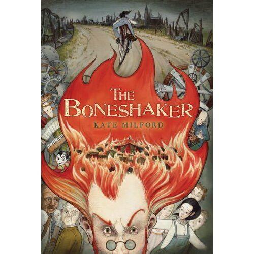 Kate Milford - The Boneshaker - Preis vom 18.04.2021 04:52:10 h