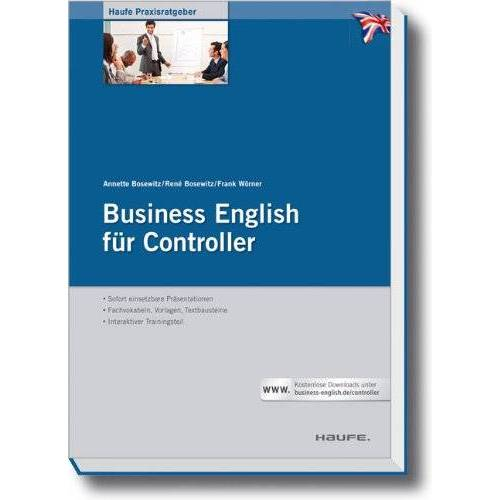 Annette Bosewitz - Business English für Controller - Preis vom 17.01.2021 06:05:38 h