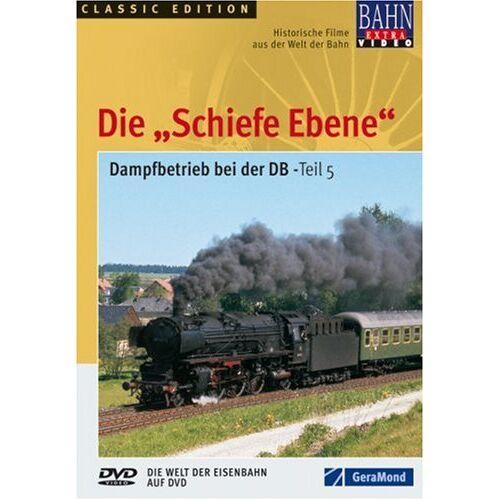 """GeraMond - Die """"Schiefe Ebene"""" - Dampfbetrieb bei der DB - Teil 5 - Preis vom 06.03.2021 05:55:44 h"""
