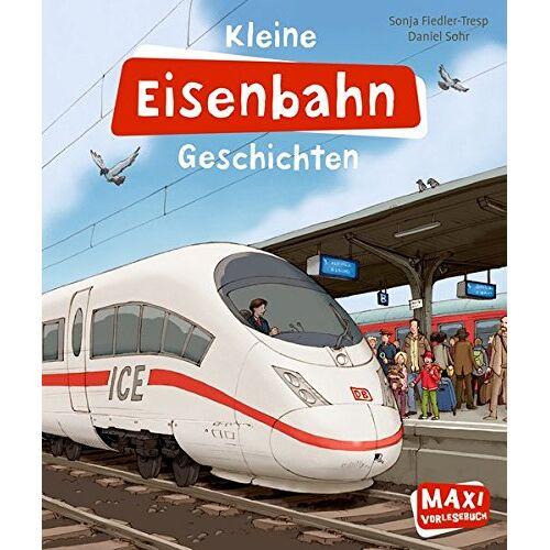 Sonja Fiedler-Tresp - Kleine Eisenbahn Geschichten - Preis vom 26.02.2021 06:01:53 h