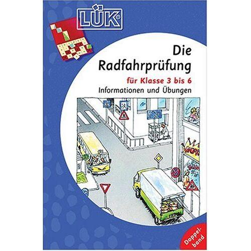 Heinz Vogel - LÜK, Übungshefte, Die Radfahrprüfung - Preis vom 03.05.2021 04:57:00 h