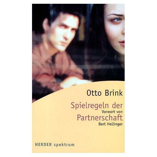 Otto Brink - Spielregeln der Partnerschaft - Preis vom 21.04.2021 04:48:01 h