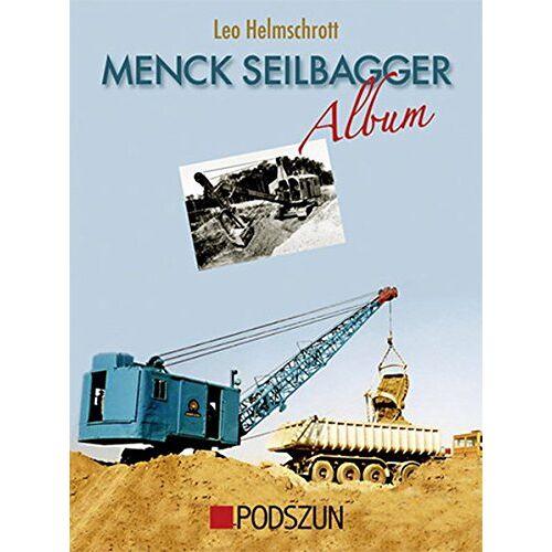 Leo Helmschrott - Menck Seilbagger Album - Preis vom 23.01.2020 06:02:57 h