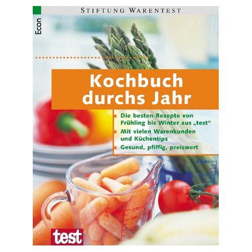 Stiftung Warentest - Kochbuch durchs Jahr - Preis vom 06.09.2020 04:54:28 h