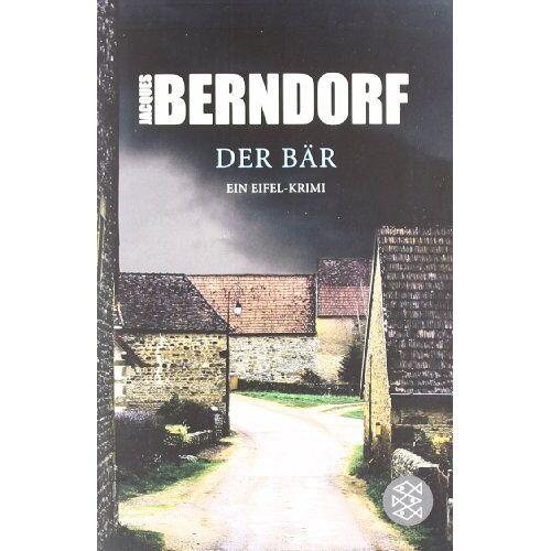 Jacques Berndorf - Der Bär: Ein Eifel-Krimi - Preis vom 22.04.2021 04:50:21 h