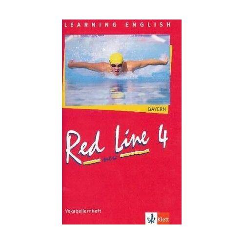 Paul Aston - Red Line New - Bayern: Red Line New. Vokabellernenheft 4. Bayern - Preis vom 17.04.2021 04:51:59 h