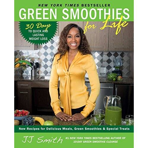 JJ Smith - Green Smoothies for Life - Preis vom 28.03.2020 05:56:53 h